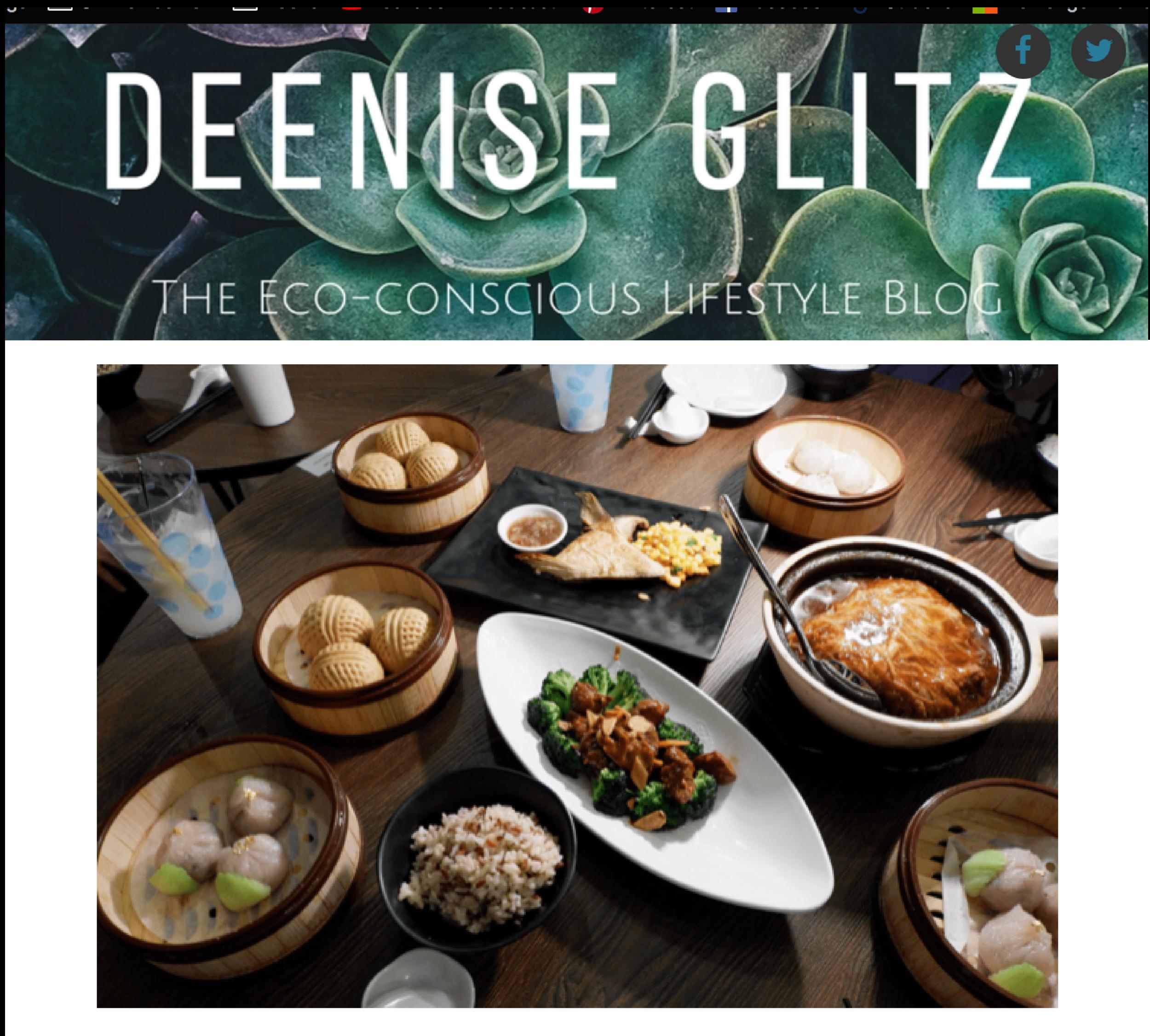 Deenise Glitz - PUBLISHED: JAN 13, 2018