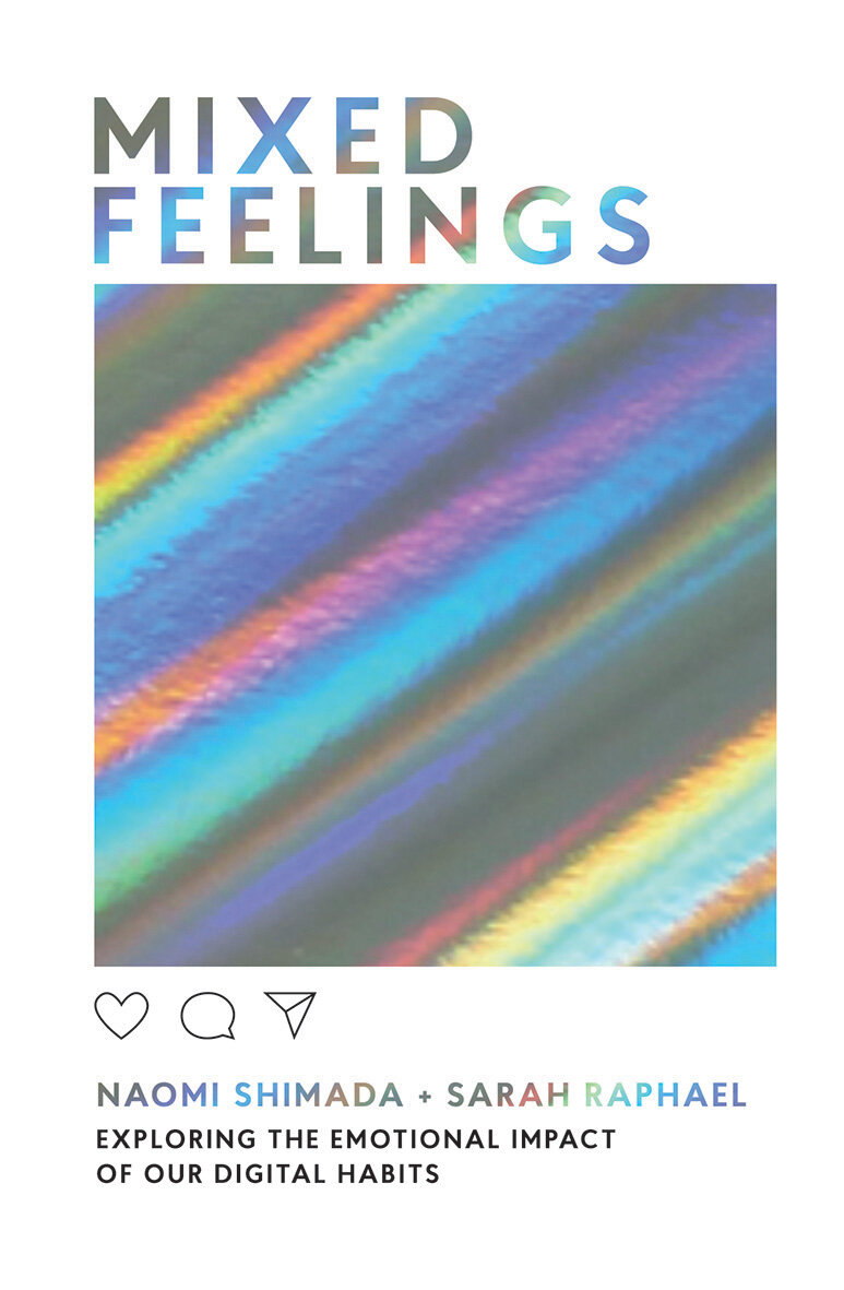 As featured in… - Read Helen Hollyman's essay on how Instagram and our digital cravings have impacted our analogue hunger pangs in Naomi Shimada and Sarah Raphael's revolutionary book about exploration of the emotional impact of our technological habits.
