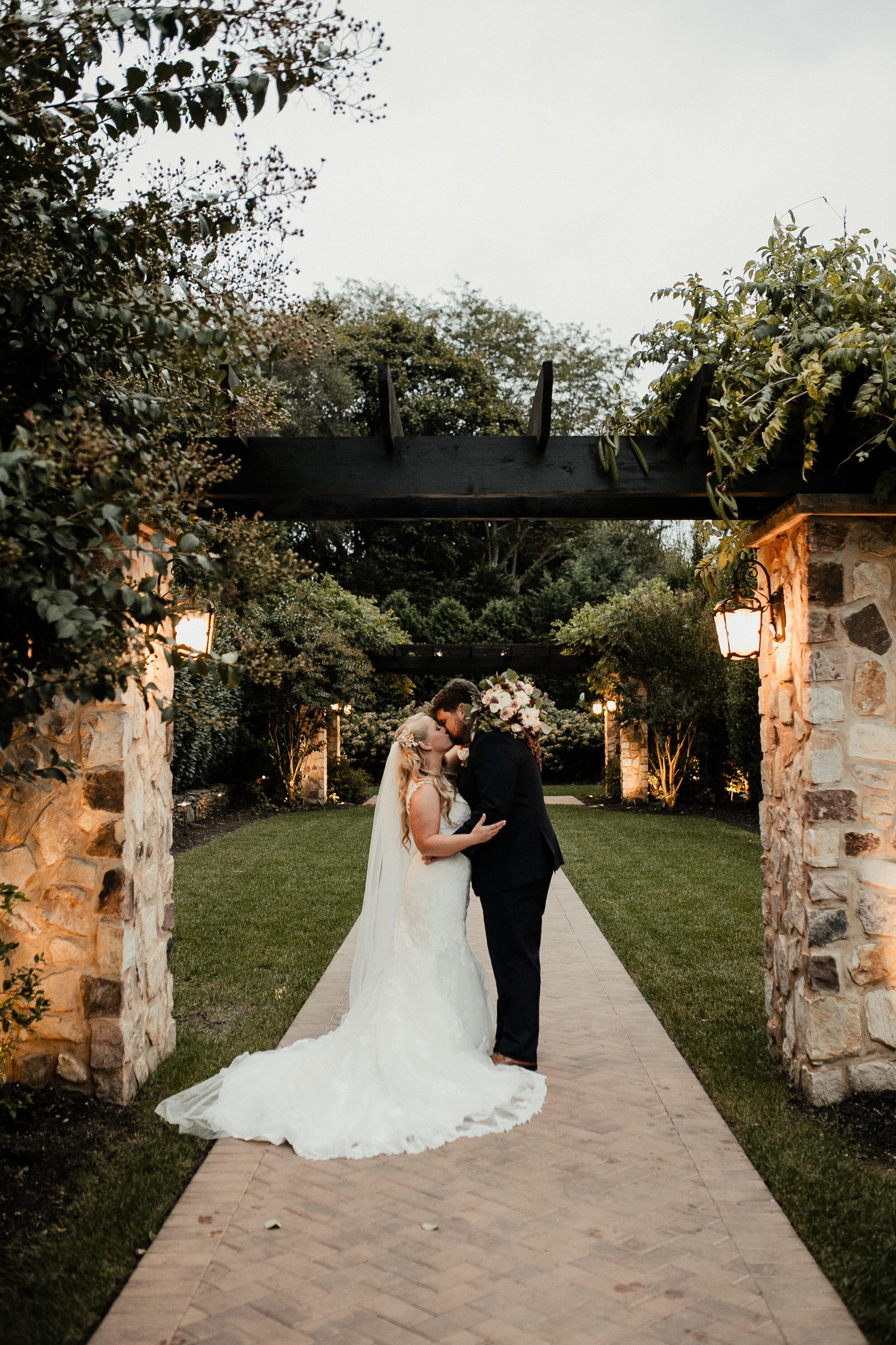 Fall Larkfield Wedding