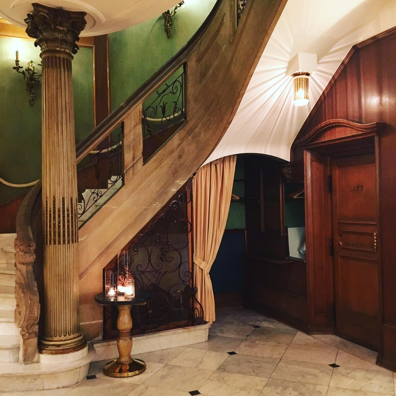 Grand Hotel Cravat A Classic With A Bar Luxlove