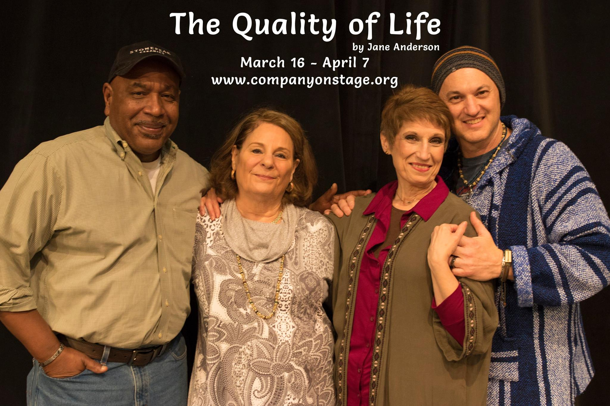 The Quality of Life by Jane Anderson