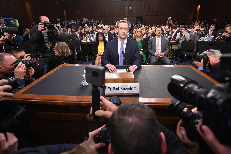 Mark Zuckerberg Delete Facebook Congress