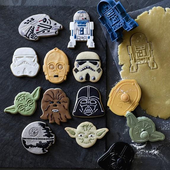 Star Wars 8 Piece Cookie Cutter Set