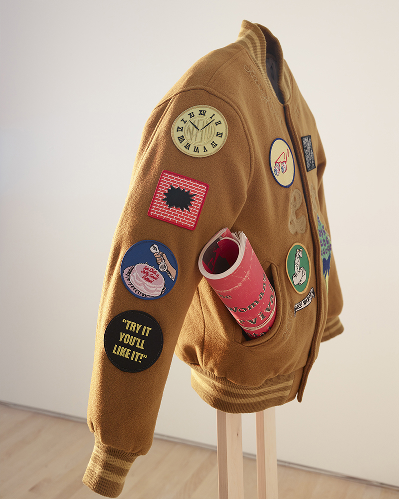 Letterwoman's Jacket