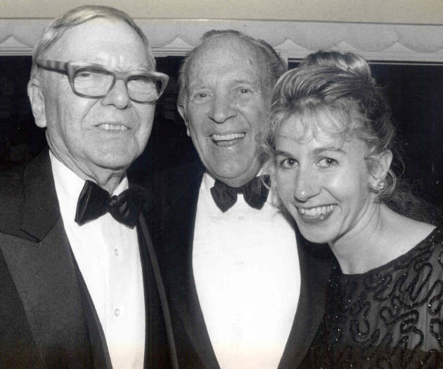 With Forrest and Wright  (  as a performer in  Song of Norway )