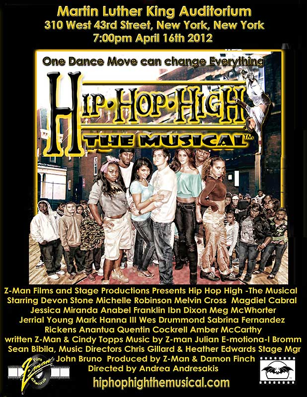 HIP HOP HIGH   Creative Cultural Center