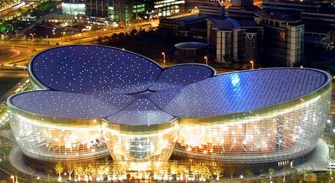 PURE IMAGINATION   Oriental Arts Center, Shanghai, China