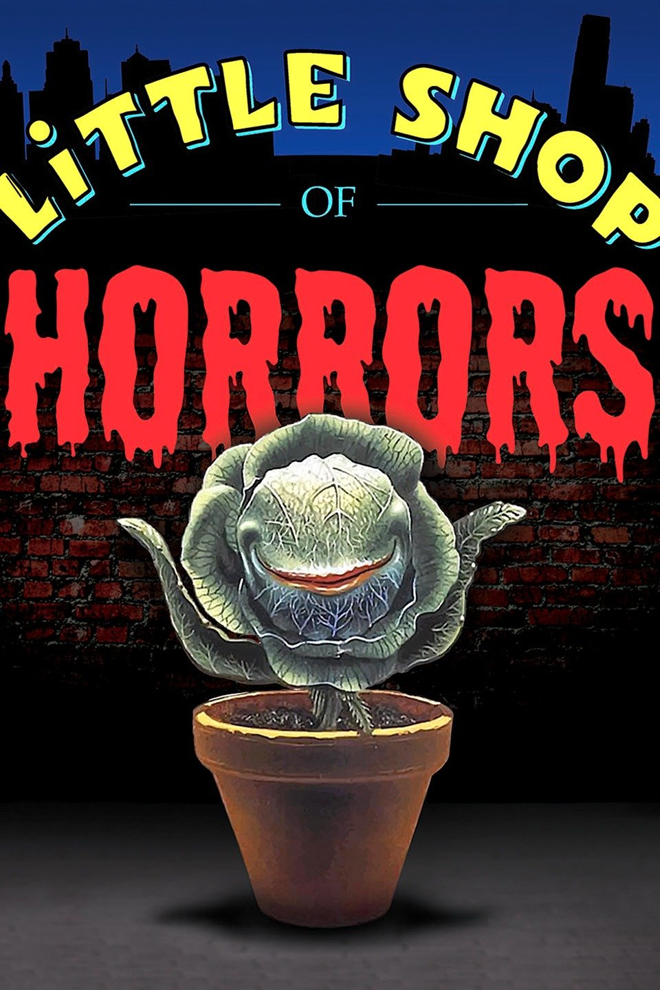 LITTLE SHOP OF HORRORS   Theatre at St. Clements
