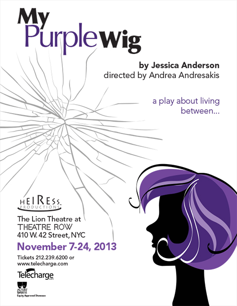 MY PURPLE WIG   Theatre Row   Article