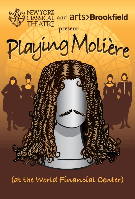 PLAYING MOLIERE   NY Classical Theatre