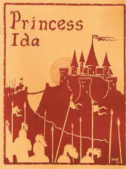 PRINCESS IDA   Troupers Light Opera, CT