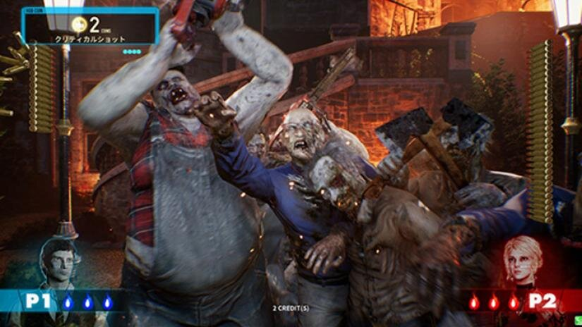 Classic Arcade Game The House Of The Dead 1 2 To Get A Remake