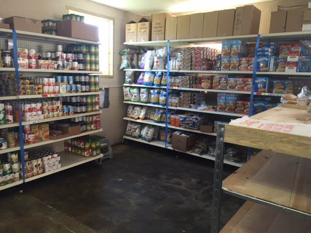 Our Gettysburg Pantry utilizes a shopping experience to allow families to obtain items that they can use and that their families enjoy!