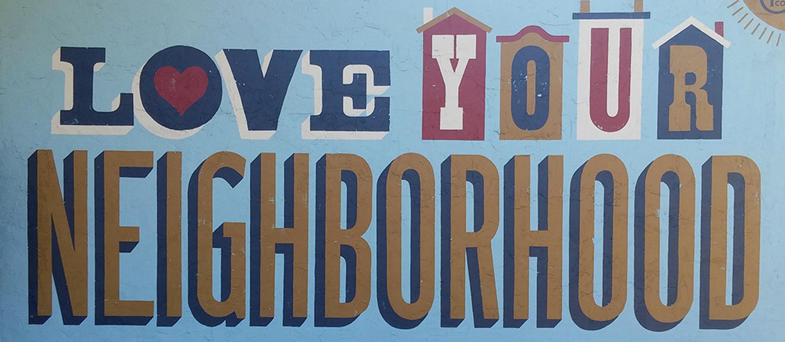 mural in st. petersburg, florida