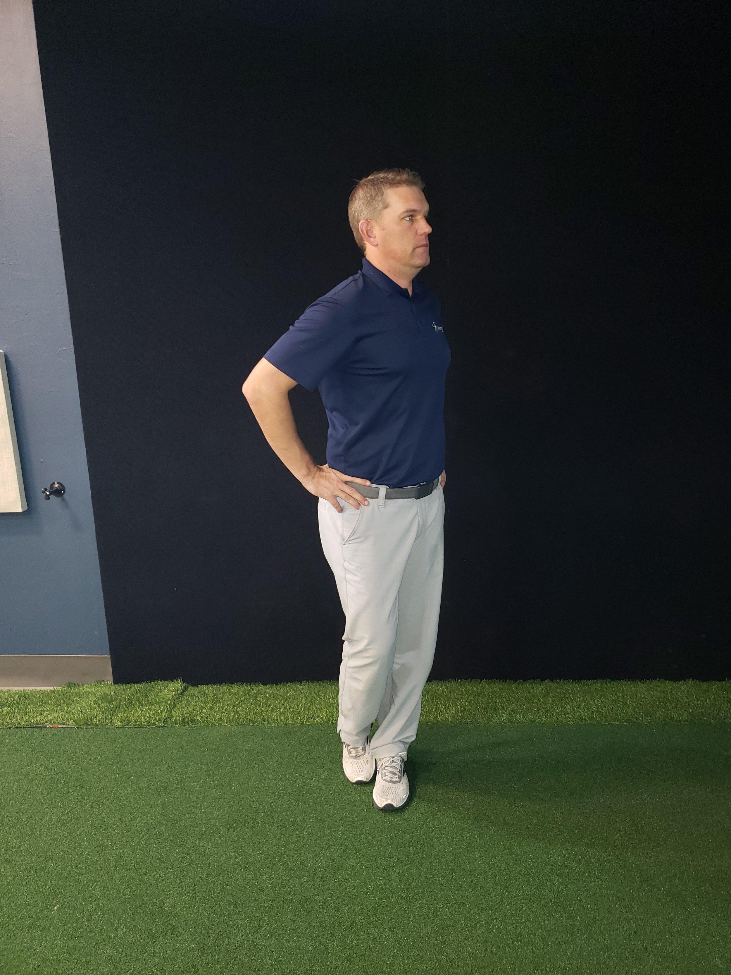 Assessing hip internal rotation