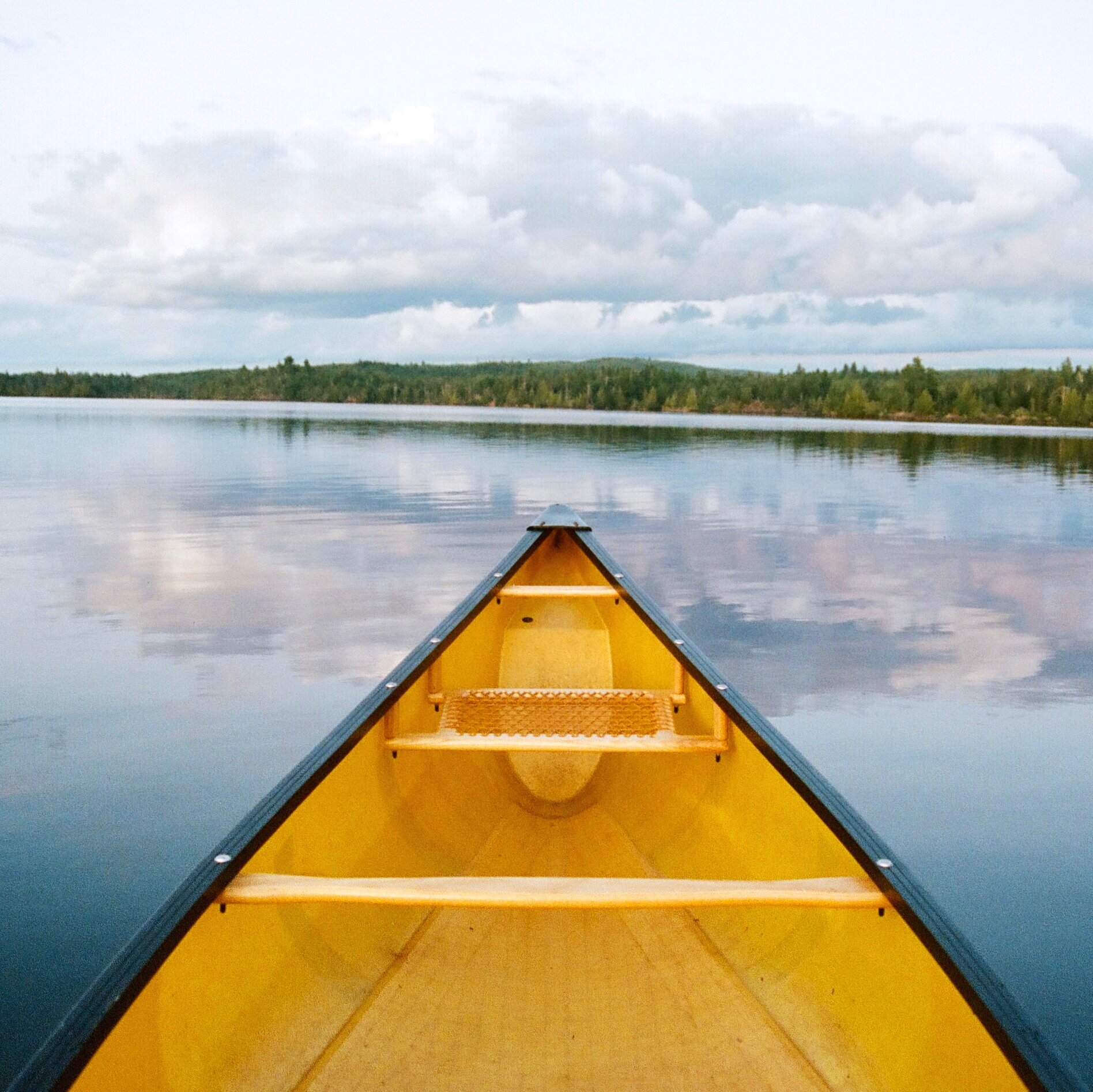 BOUNDARY WATERS -