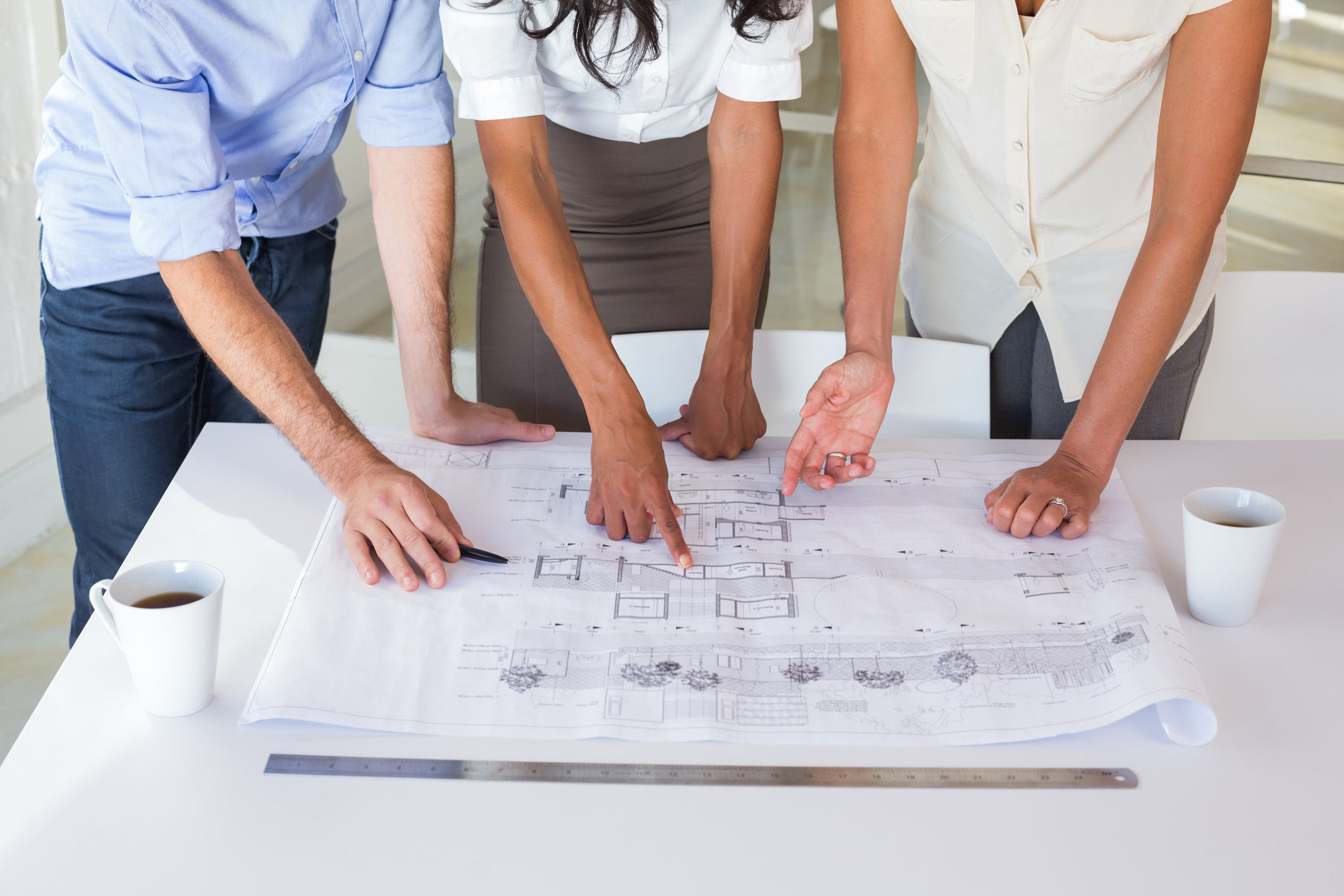 Why partner with us? - Download our guide to learn how architects, interior designers, and builders can benefit from a partnership with us.