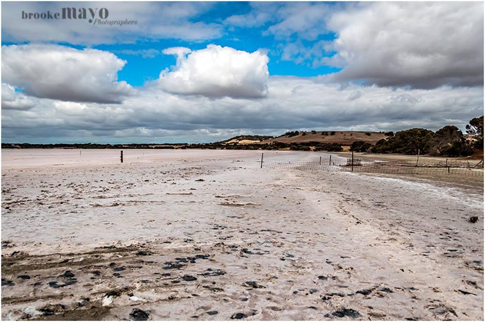 Australian Salt Flat