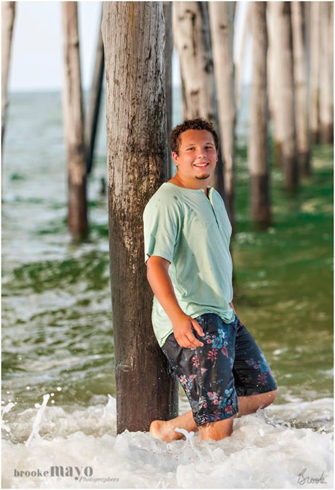 Outer Banks Senior Portraits