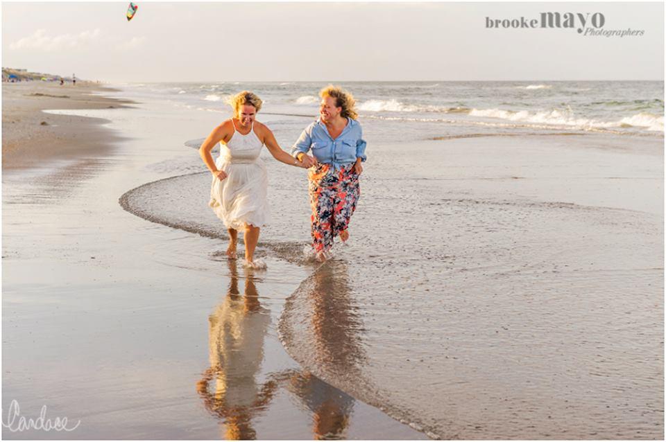Corolla Beach Portraits