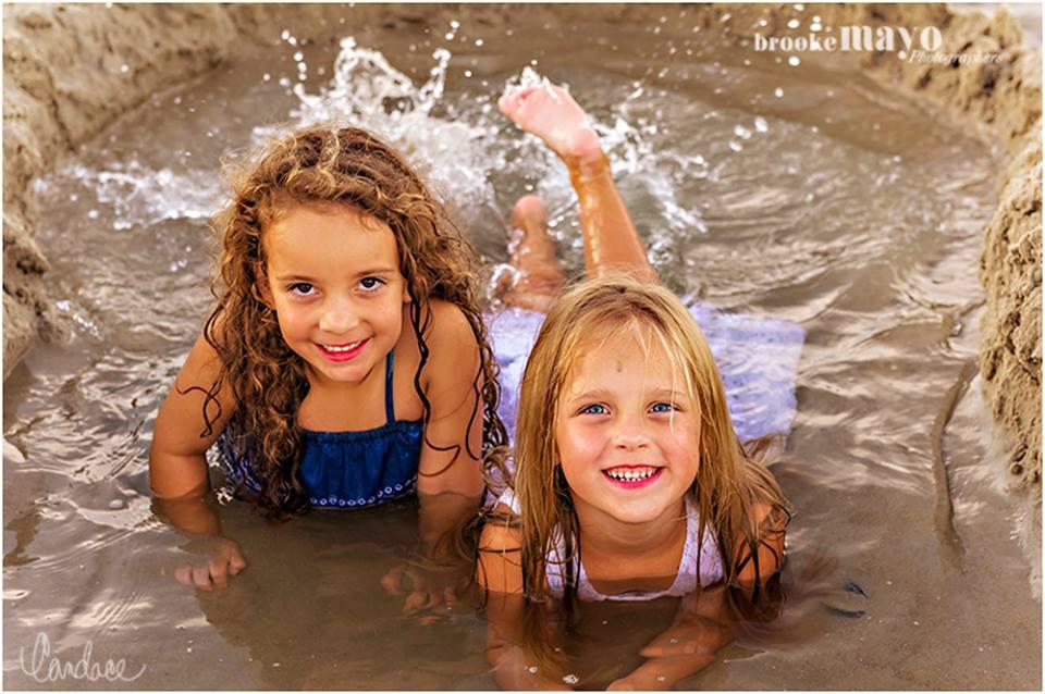 Mermaid cousins