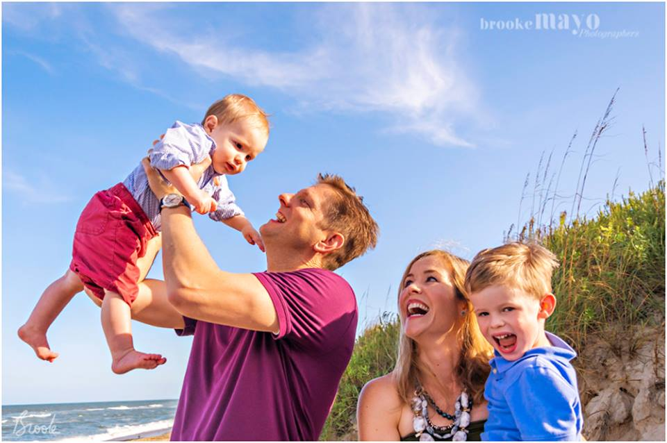 Fall OBX Family Portraits