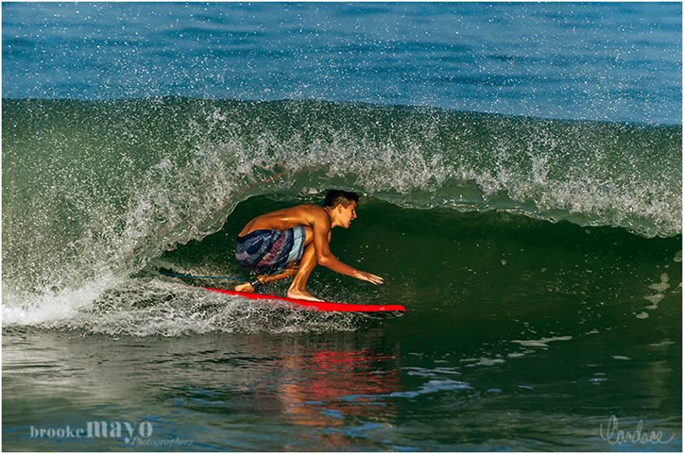 Outer Banks Surfer