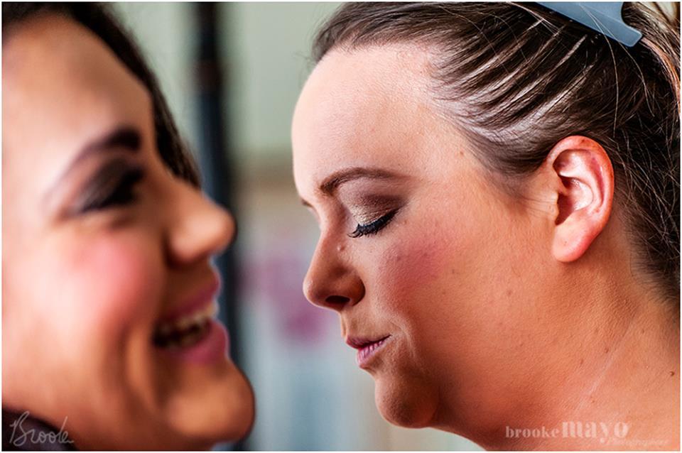 Corolla Wedding Make up