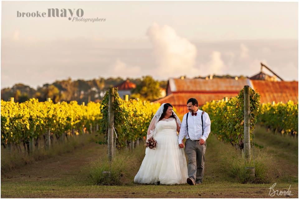 Sanctuary Vineyard Wedding