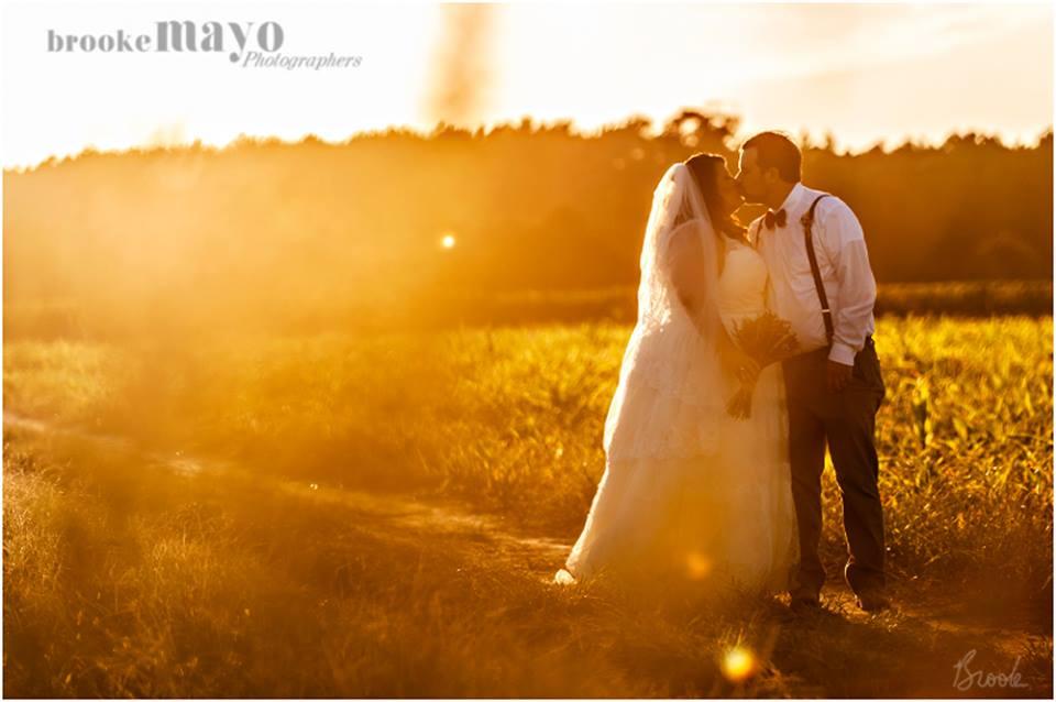 Fall Farm Wedding