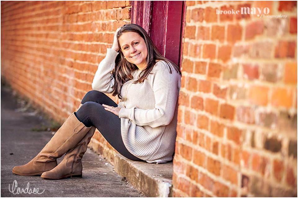 Greenville NC Senior Portrait