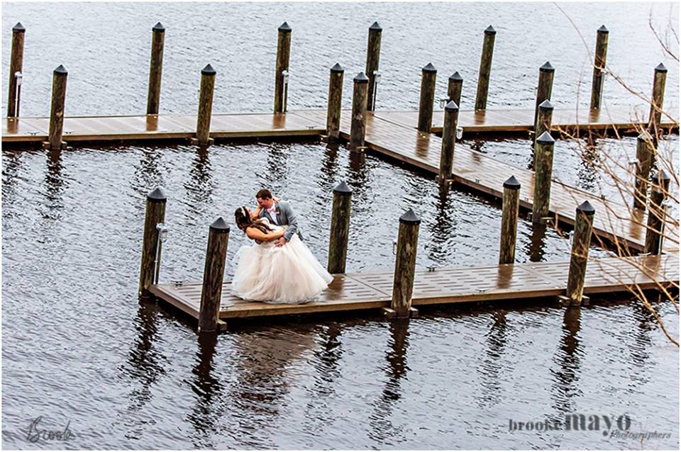 new bern golf and country club wedding