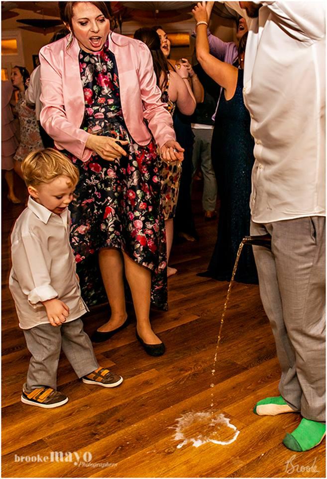 new bern wedding reception