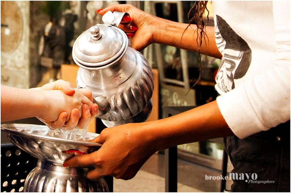hand washing spain