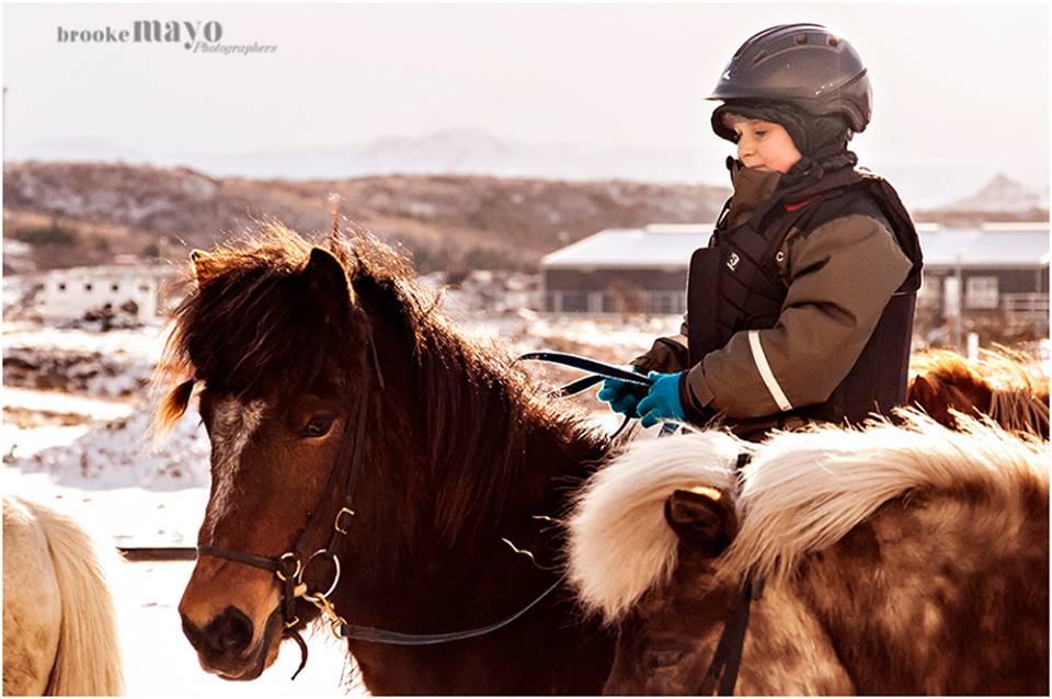 Íshestar horseback riding tours