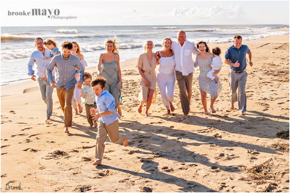 Outer Banks Family Beach Photography