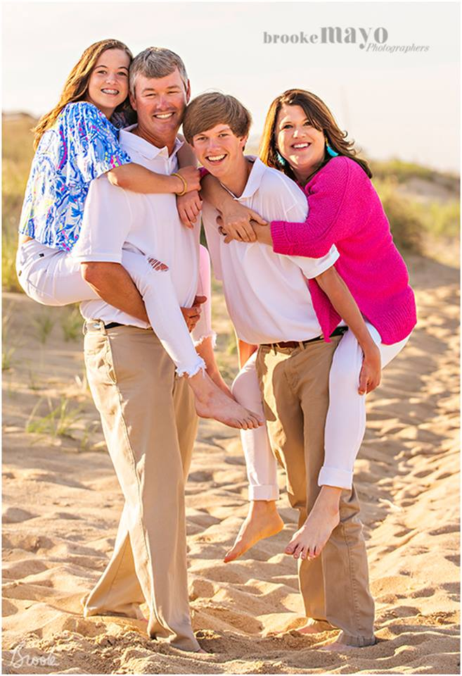 Outer Banks Beach Family Photography