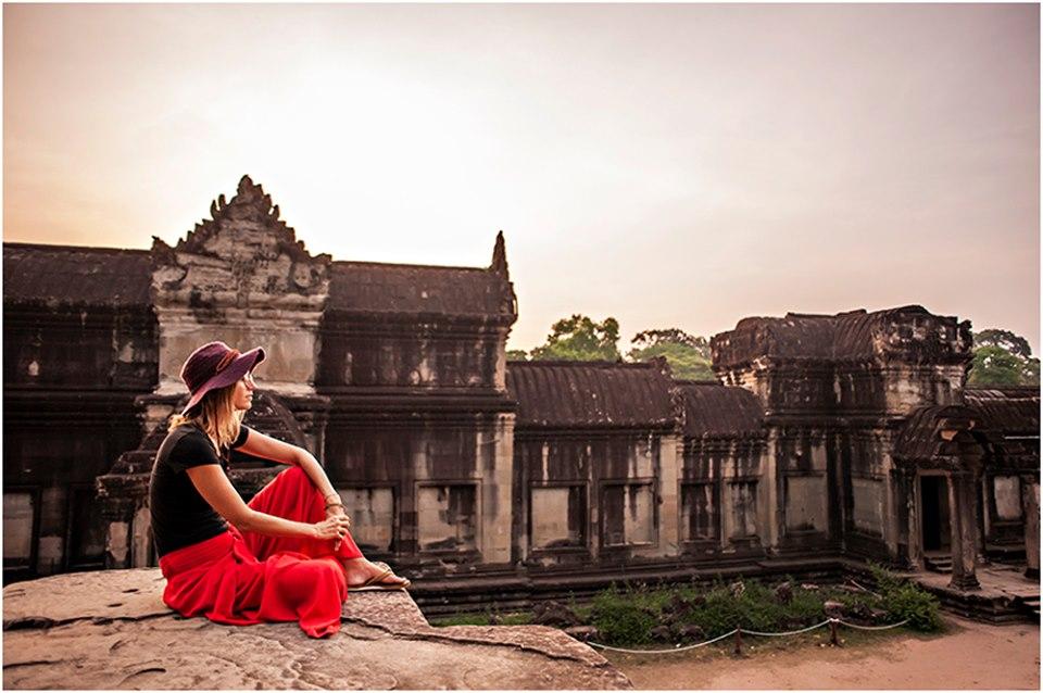 candace owens cambodia angkor wat