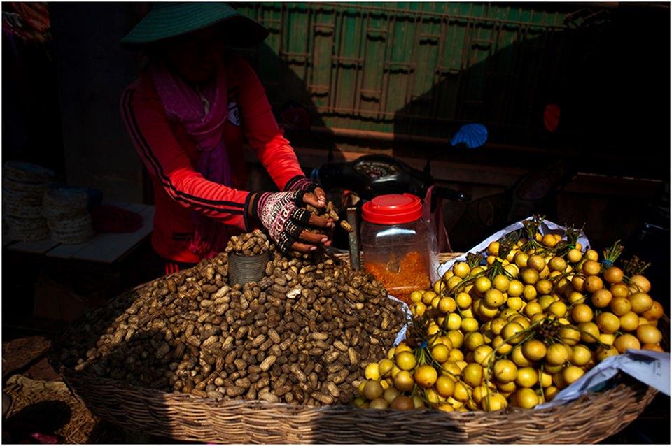 street vendor siem reap