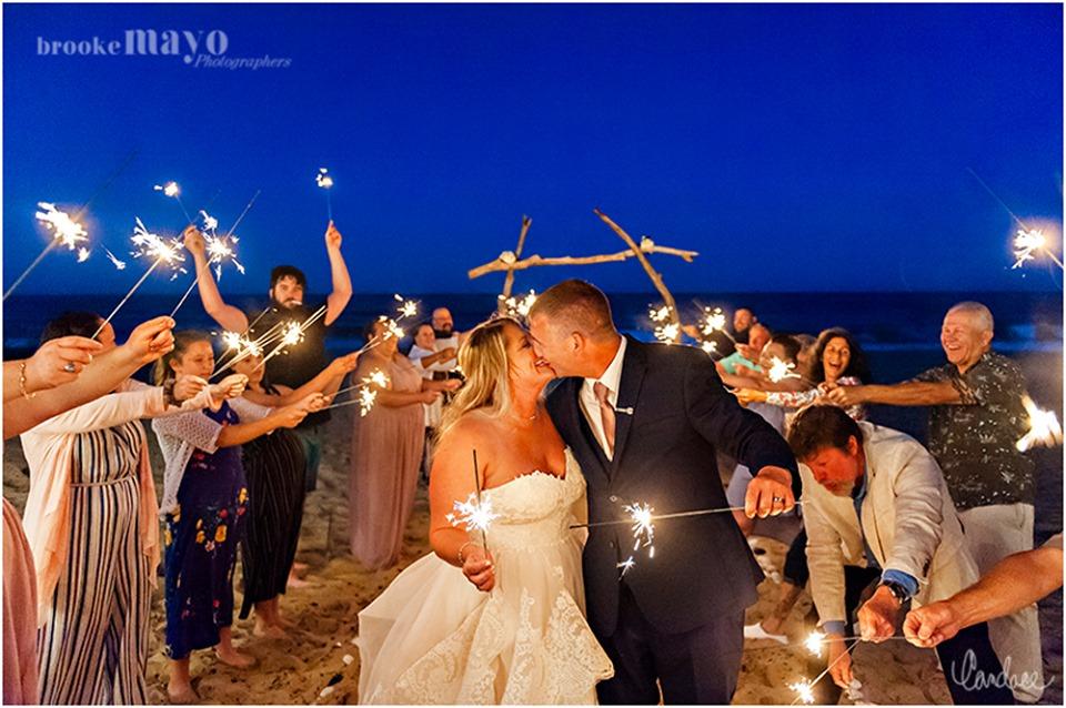 sandbridge va beach wedding