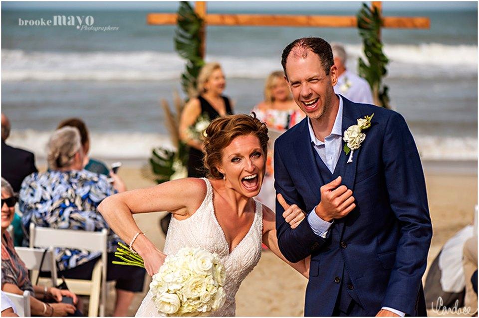 NC Beach Wedding