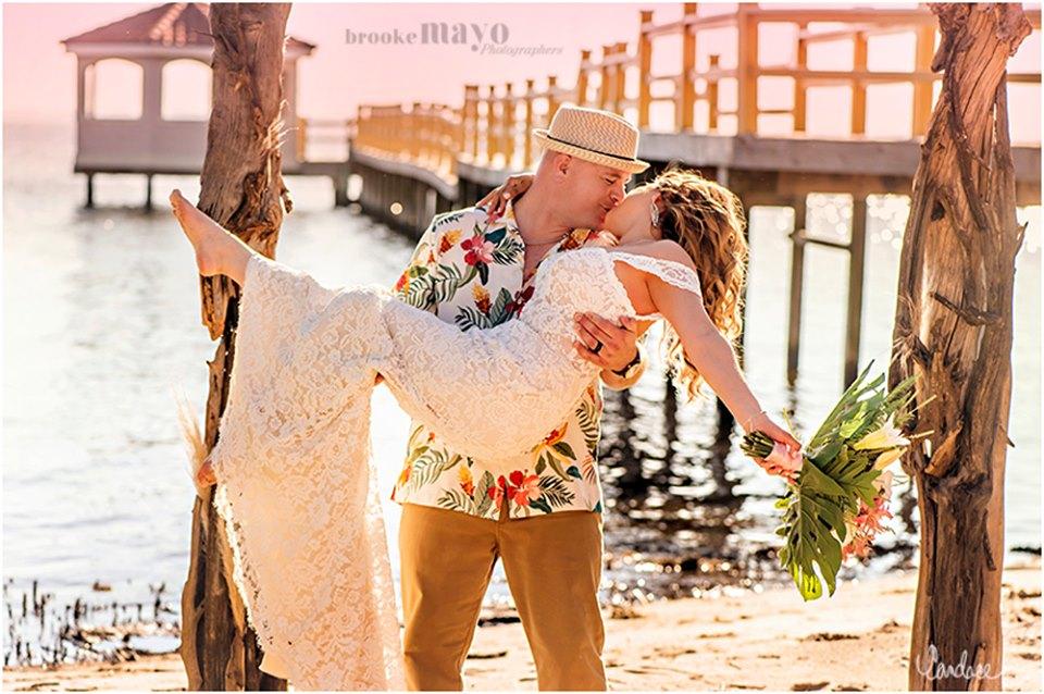 Duck OBX wedding