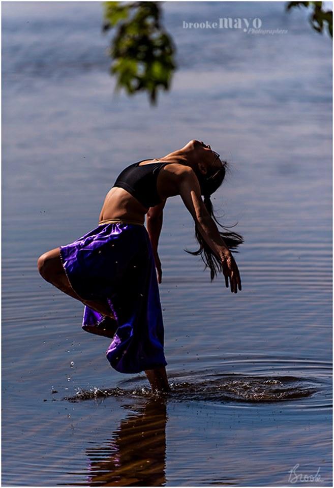 Outer Banks Dance Portrait