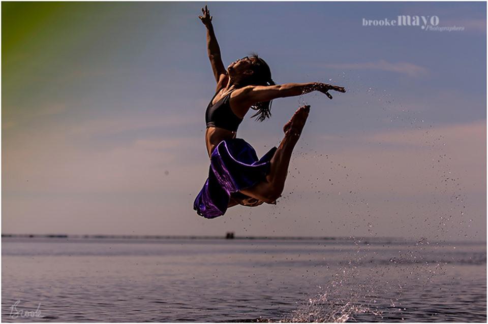 OBX dance portrait
