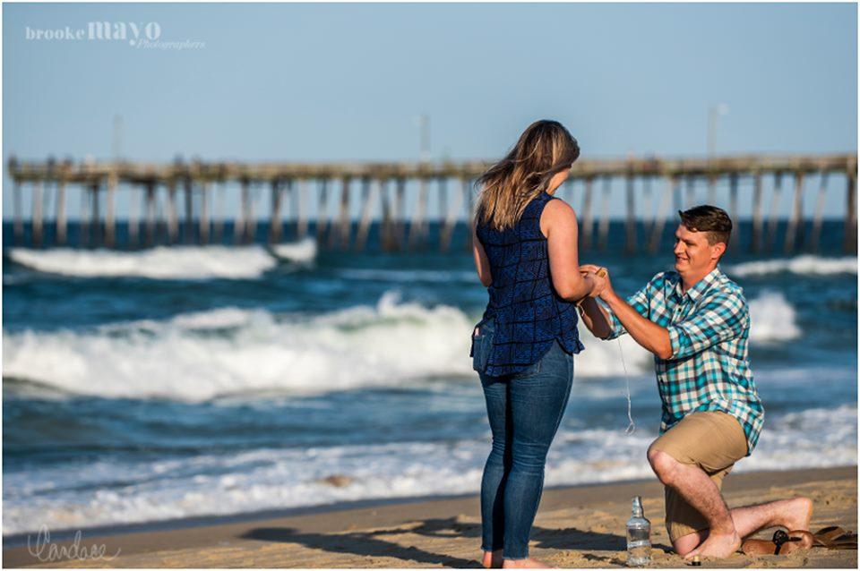 surprise proposal