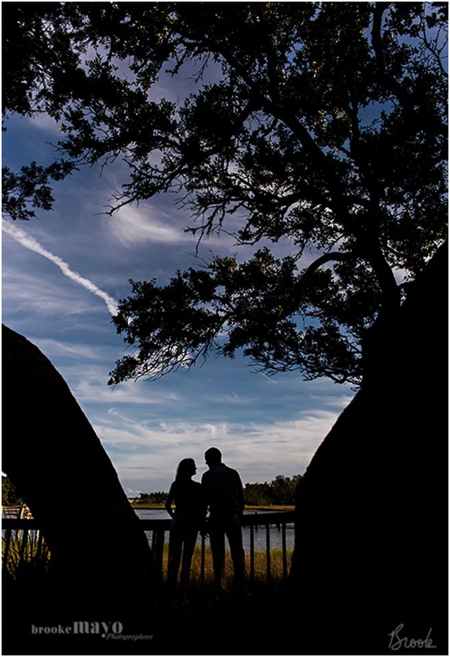 morehead city engagement session