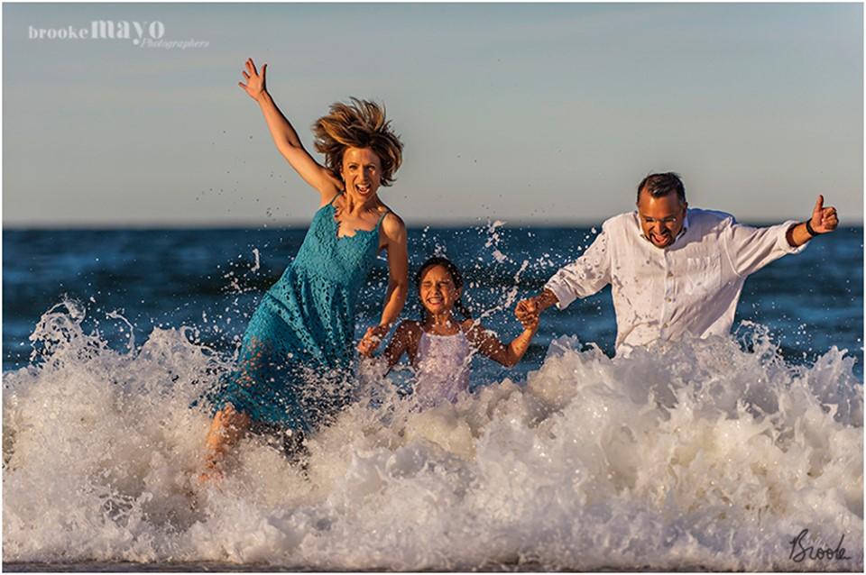 outer banks family portrait photographer