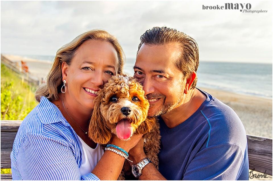 OBX beach family portraits
