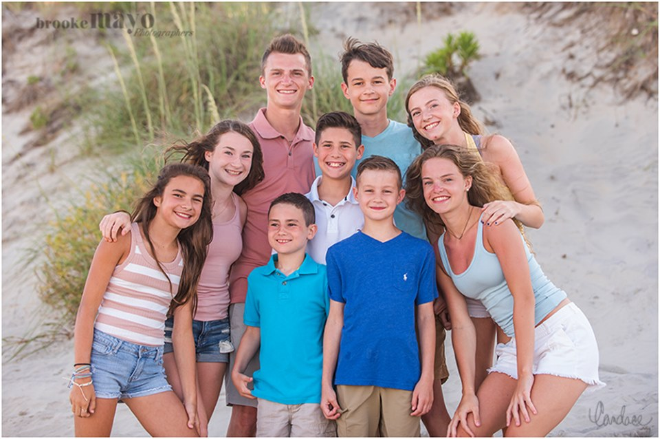 Outer Banks Family Reunion Portraits