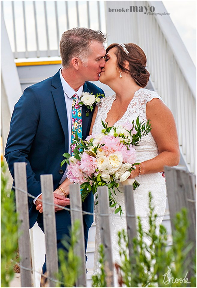 Outer Banks beach Wedding